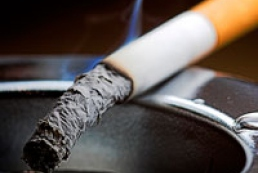 Smoking banned in Ukraine