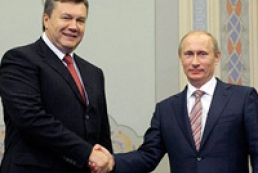 Yanukovych, Putin to meet, sign documents today