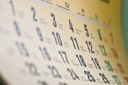 Ukrainians to have nine days-off in May