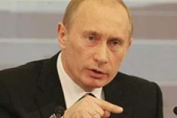 Putin: Gas contracts with Ukraine are legitimate