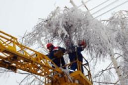 93 Ukrainian settlements de-energized
