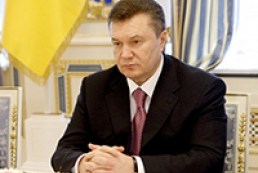 Yanukovych instructs Cabinet of Ministers to think how to manage Okhmatdet Kyiv Hospital