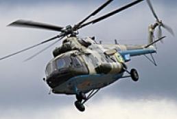 Ukrainian Interior Ministry helicopter crashes, 5 killed