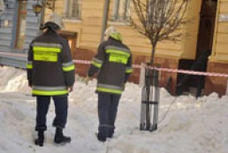Man, blown himself up in Chernivtsi, wasn't border guard