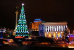 Main New Year's party of the country begins on Independence Square at 9 pm
