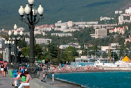 Number of Crimea visitors in off-season increases