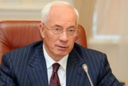 Azarov demands to deal with AeroSvit flights delaying