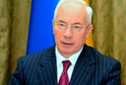 Azarov instructs to refine bill on domestic trade within a month