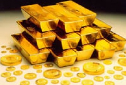 NBU: Ukraine has sufficient gold value reserves