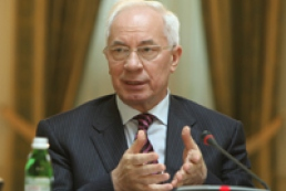 Azarov thinks how to implement state budget