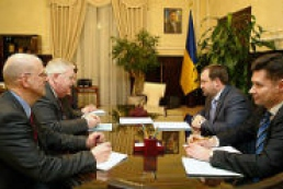 Arbuzov, Tefft discuss topical issues of Ukrainian-American relations