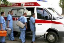 Kyiv ambulance staff lacks men