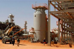 No Ukrainians worked at Algerian gas plant