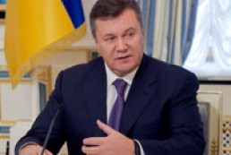 Yanukovych: Ukraine moving into family of European nations