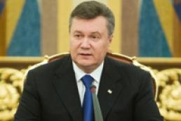 Yanukovych: Ukraine's European vector is constant