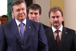 Popov asks Yanukovych to dismiss three heads of district administrations