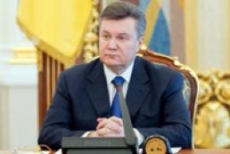 Yanukovych invites new Czech president to Ukraine