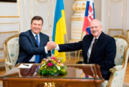 Relations with Slovakia to be friendly, Yanukovych hopes