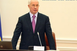 Azarov outraged by speech of opposition in Davos