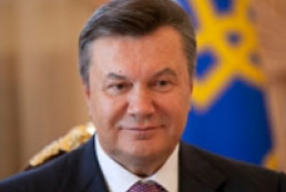 Yanukovych satisfied with Ukraine's cooperation with EBRD