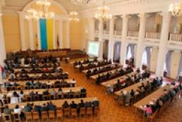 Protesters break into Kyiv Council