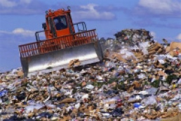 Ukraine recycles only 7% of wastes
