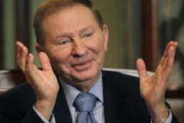 Kuchma not believe that Yanukovych will dissolve Parliament