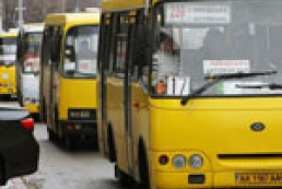 Travel cost in Kyiv shuttle buses has been increased, but not the comfort