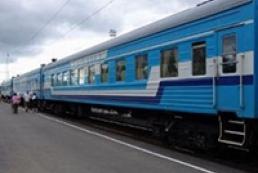 Ukraine starts to sell railway tickets due to DST