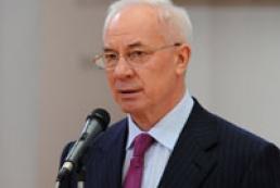 Azarov asks to begin road repairs in a few weeks