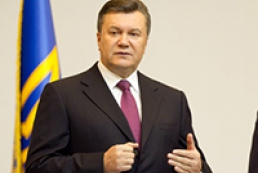 Yanukovych confident of strengthening positions of the Ukrainian language