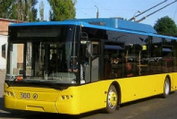 Kyiv City Council decided to take a loan for new trolley buses