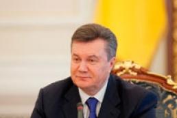 Yanukovych: Ukraine won't pay gas bill