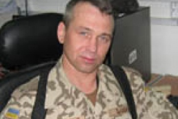 Peacemaker Iliya Yegorov: What we missed most in Iraq was families