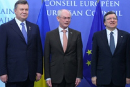 Yanukovych satisfied with Ukraine-EU summit results