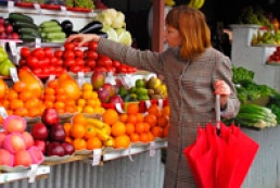 Prysiazhniuk: Ukraine has stable prices for fruits and vegetables third year in a row