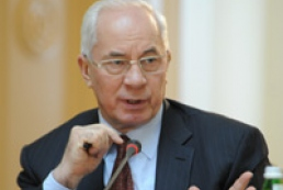 Azarov condemns Parliament's blocking