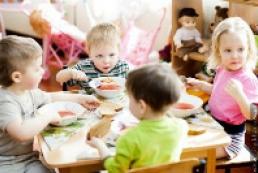 450 new kindergartens appeared in Ukraine last year