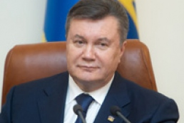 Yanukovych: We will properly apportion state revenues