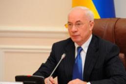 Azarov promises to do everything to sign EU Association