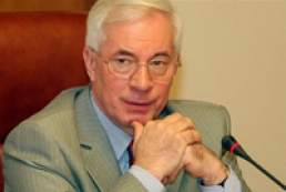Azarov has been PM for three consecutive years