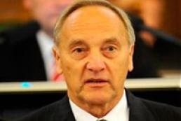 Latvian President to visit Ukraine this week