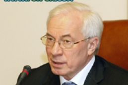 Azarov about construction: We did not achieve desired growth