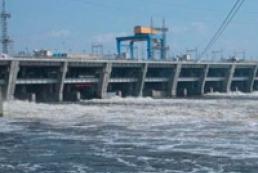Kyiv HPP dam won't burst, governor assures