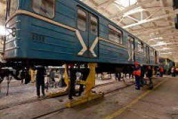 Places for disabled people will appear in modernized Kyiv metro cars
