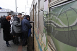 Way to Troyeshchyna: What transport is promised to residents of the Left bank?