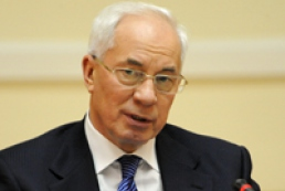 Azarov invites Chinese colleague to visit Ukraine