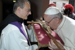 Vatican holds enthronement of Pope today