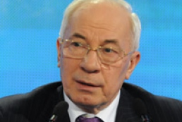 Decision of Cyprus won't affect Ukraine, Azarov says