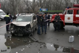 Five people killed in road accident in Dnipropetrovsk
